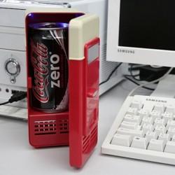 Mini réfrigérateur USB chaud froid