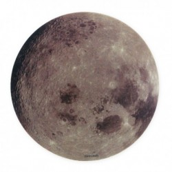 Tapis de souris design lune