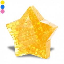 Puzzle 3D étoile casse-tête