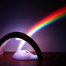 Lumière d'ambiance arc en ciel