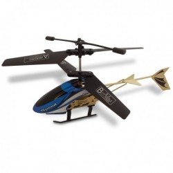 Hélicoptère téléguidé à LED