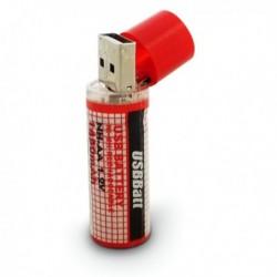 Pile rechargable USB