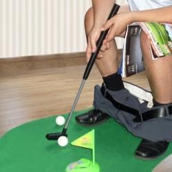 Mini golf spécial WC
