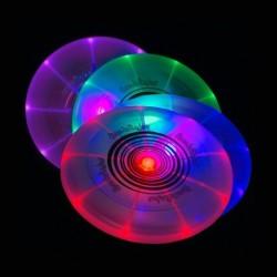 Frisbee LED 7 couleurs