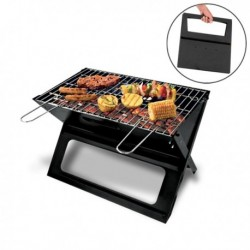 Barbecue pliant et portable