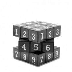 Magic cube sudoku