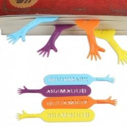 Marque-pages amusants en forme de main