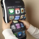 Coussin apparence iPhone