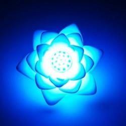 Veilleuse LED en forme de lotus