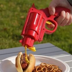 Pistolet distributeur de sauces