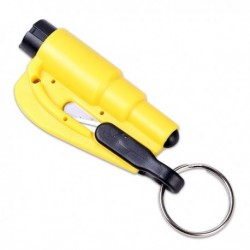 Porte-clés kit de survie avec