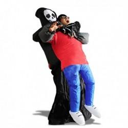 Costume gonflable tueur en série