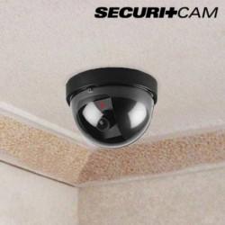 Caméra factice avec LED clignotante