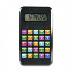 Calculatrice forme iPhone