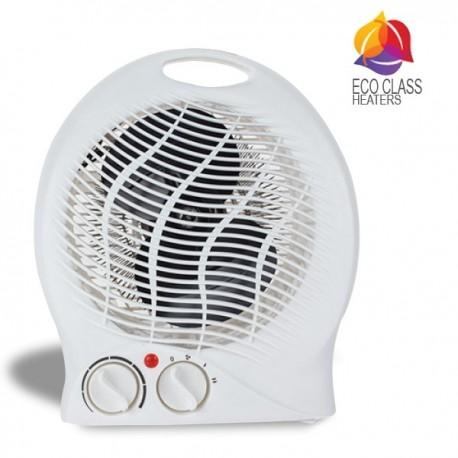 Radiateur et ventilateur 2000W