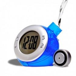 Horloge digitale hydraulique