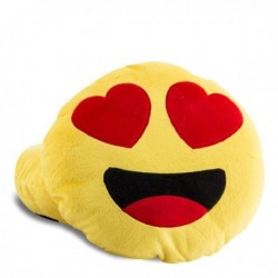 Oreiller smiley amoureux coussin love
