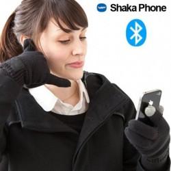 Paire de gants tactiles mains libres