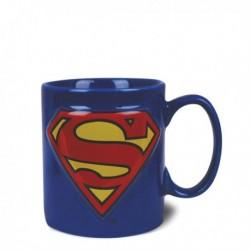 Mug Superman en relief