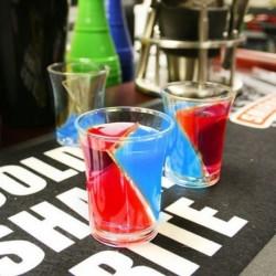 Verres à shot double dose