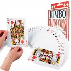 Méga jeu de cartes à jouer