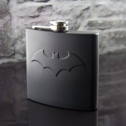 Flasque Batman noire