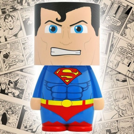 Lampe caricature Superman