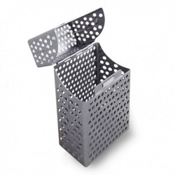 Etui à cigarettes en aluminium micro-perforé
