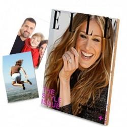 Cadre à photo magazine ELLE
