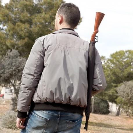 Parapluie fusil de chasse