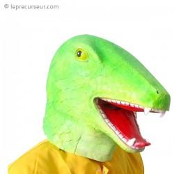 Déguisement masque de dinosaure