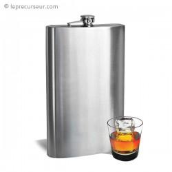 Bouteille flasque géante