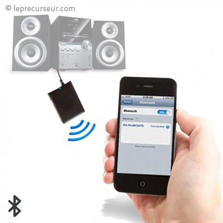 Récepteur audio Bluetooth 2.0