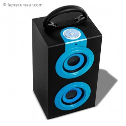 Enceinte Bluetooth portative