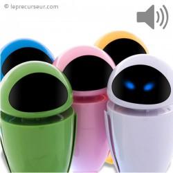 Haut-parleur Cyber Robot avec Radio FM