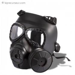 Déguisement masque à gaz