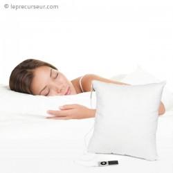 Petit oreiller haut-parleur