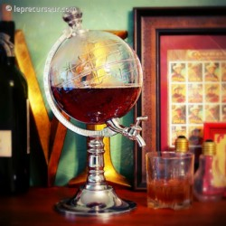 Distributeur de boisson Globe Terrestre