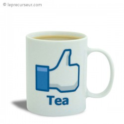 Mug facebook Logo Like Tea