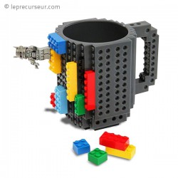 Tasse construction lego