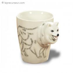 Mug chien 3D 400 ml