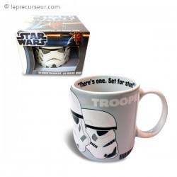 Mug Stormtrooper saga Star Wars