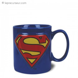 Mug Superman en relief